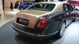 Rolls Royce vs Bentley