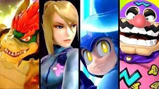 Super Smash Bros Ultimate Evolution of EVERY FINAL SMASH (Switch to Wii)