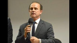 Coquetel de posse do novo presidente da FAMURS