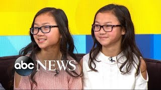 Twin sisters, separated at birth and reunited on 'GMA,' reflect on year of sisterhood