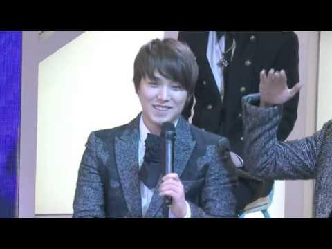 [Full]130117 Yin Yue Tai Super Junior-M Interview