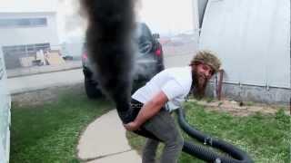 Twin Turbo Cummins PRANK! #DieselDave Rolls Coal!