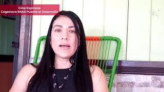 Conocemos las historia de Gabriela Reyes. Región Chorotega