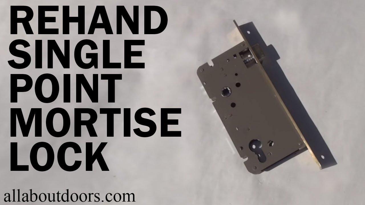 Storm Door Latch Installation Instructions