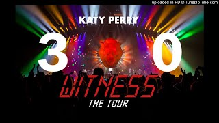 Katy Perry - Hot N Cold / Last Friday Night (Witness: The Tour Instrumental With Backing Vocals)