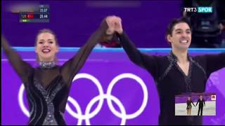 Alper Ucar - Alisa Agafonova 2018 PyeongChang Kış Olimpiyatları