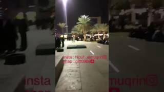 تغطية الفود ترك وابداع شبابنا السعوديين في حديقة مكتبة الملك فهد ...