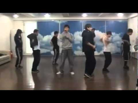 DBSK/TVXQ - Before U Go mirrored dance practice