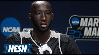Tacko Fall Reportedly Signs Contract With The Celtics