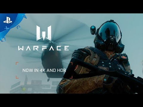 Warface | Now in 4K and HDR | PS4