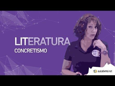 Literatura - Modernismo - Concretismo
