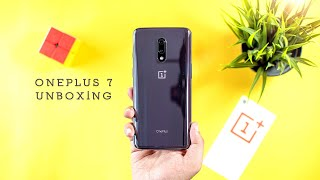 OnePlus 7 Unboxing And Impressions A Bit Later.