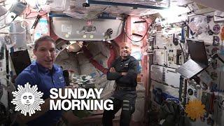 Web extra: International Space Station tour