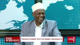 People Power Etutte Obwa Yunivaasite | NBS Ensi ne Byayo prt1