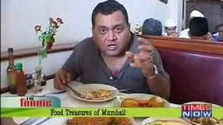 The Foodie - Food Treasures of Mumbai