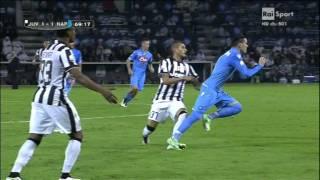 DOHA   Juventus  Napoli  7  -  8  Super Coppa Italiana 2014 partita completa