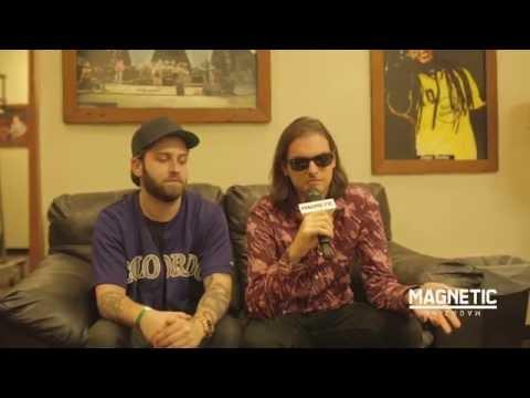 Dead Rocks 2016: Zeds Dead Interview