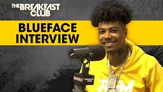Blueface Claims He's The Best Lyricist, Talks Girlfriend Drama, Legal Issues + More