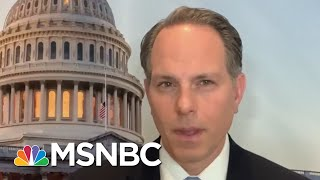 Jeremy Bash: Trump 'Willing To Risk Violence And Even Civil War To Stay In Power' | Deadline | MSNBC