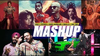 Buzz x Friends x Daru Badnaam x Swalla x Taki Taki   DJ Harshal Mashup   Sunix Thakor