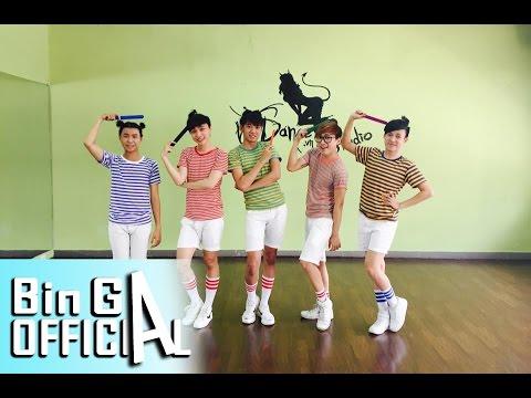 Red Velvet 레드벨벳_Dumb Dumb (Dance cover by Heaven Dance Team from Vietnam)