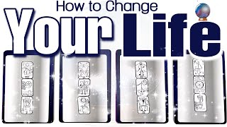 How To CHANGE Your LIFE Instantly + Successful Career Paths & More || 🔮Pick A Card🔮