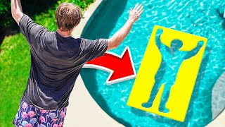 Jump Through IMPOSSIBLE Shapes! *CHALLENGE*