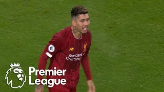 Roberto Firmino scores late winner for Liverpool against Wolves | Premier League | NBC Sports