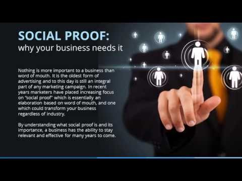 What is Social Proof & Why Your Business Needs It