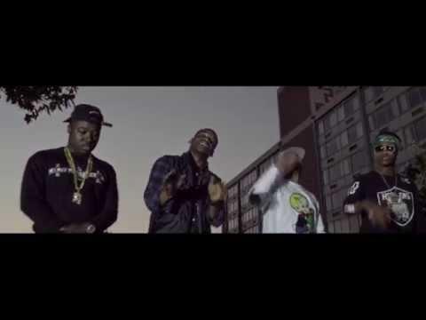 Hustle Gang - Money On My Mind (Music Video) - Rude Boy Magazine