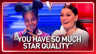 10-Year-Old RAPPER brings HIP HOP to The Voice Kids | Journey #50