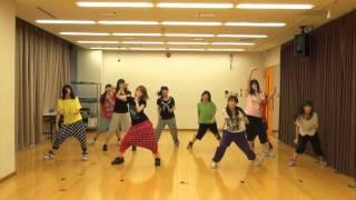 モーニング娘。 『What's Up? 愛はどうなのよ〜』 (Dance Rehearsal)
