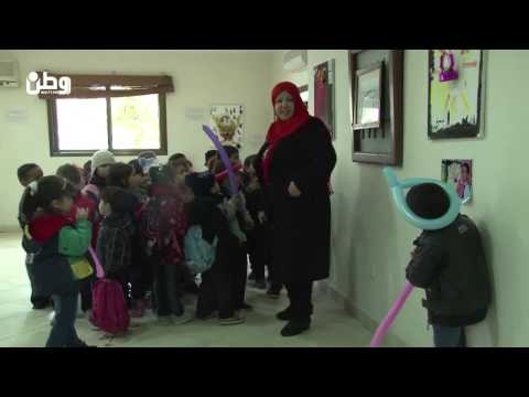 ريشة أطفال غزة ترسم إصرارهم للحياة رغم المآسي والتحديات