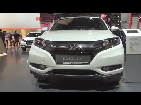 Honda HR-V 1.5 Executive AT (2016) Exterior and Interior in 3D