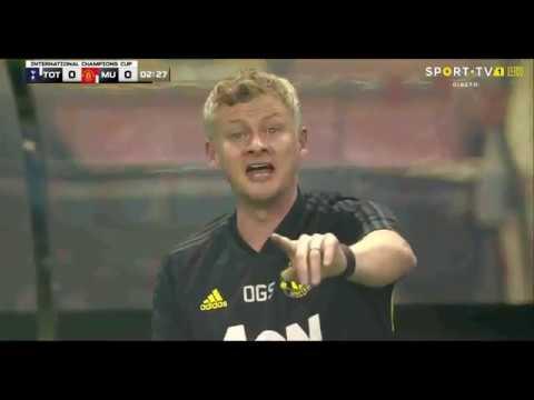 토트넘vs맨유 2:1 손흥민 후반교체출전 하이라이트&골 Tottenham Hotspur vs Manchester United 1-2 Match Goals & Highlights
