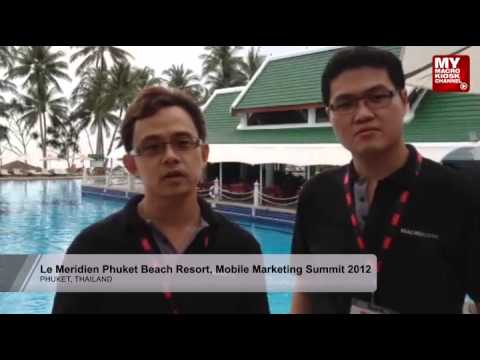 Powering Events - Mobile Marketing Summit 2012