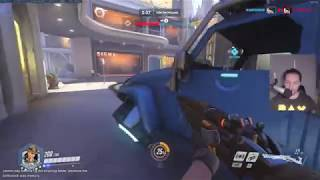 Forget post-apocalyptic, DO SOMETHING! (Overwatch)