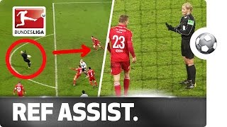 Whoops! - Referee's Accidental Assist