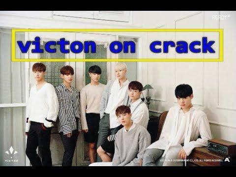 victon on crack (#1)