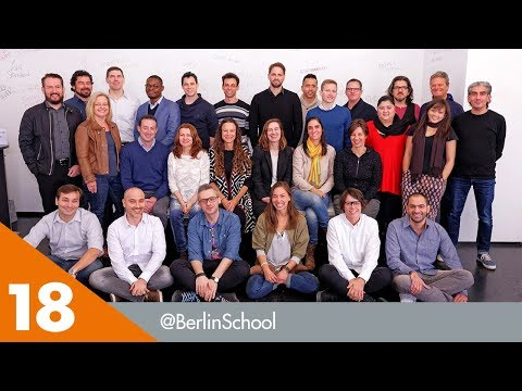 Meet Executive MBA Class 18