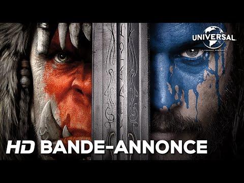Warcraft : le Commencement - Bande-annonce officielle (Universal ...