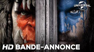 Warcraft : le commencement :  bande-annonce VF