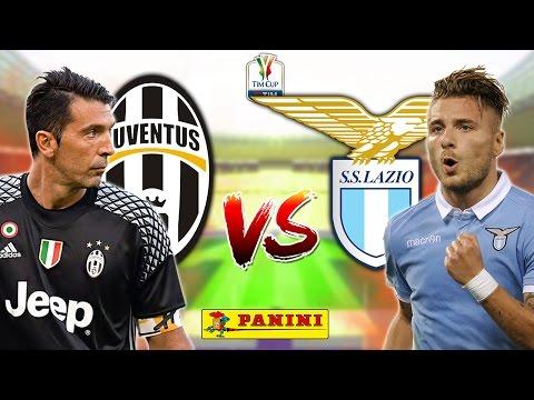 Juventus Turin vs Lazio Roma