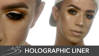 Holo Liner Makeup Tutorial with Mitchell MUA | Beauty Bay