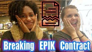 Breaking EPIK Contract | Leaving Korea for Good!