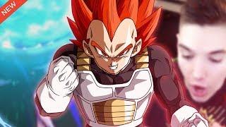 Nano Summons For NEW SSG Vegeta! Dragon Ball Legends