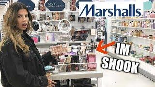 FULL FACE OF MARSHALLS MAKEUP | IM SHOOK