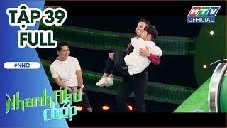 NHANH NHƯ CHỚP | Huỳnh Lập-Quang Trung-Thanh Vàng chống team Midu-Jun Vũ-Will | NNC #39 FULL | 5/1