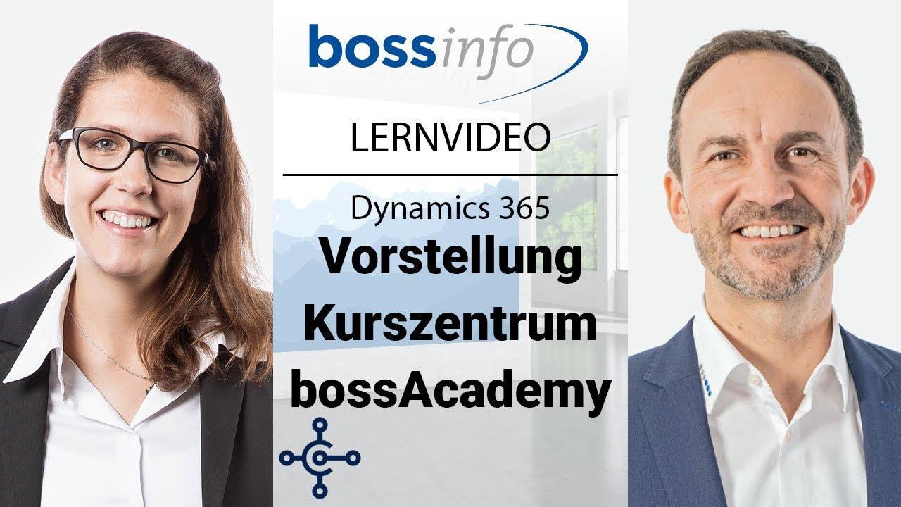 Vorstellung Kurszentrum Boss Academy