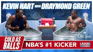 Kevin Hart + Draymond Green on Kevin Durant to Golden State | Cold as Balls | Laugh Out Loud Network